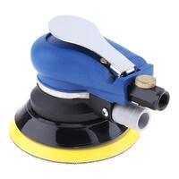 Шлифмашина эксцентриковая Pegas TP211, 125 mm 10000об/мин, 86л/мин., шланг для пылесоса+2 мешочка